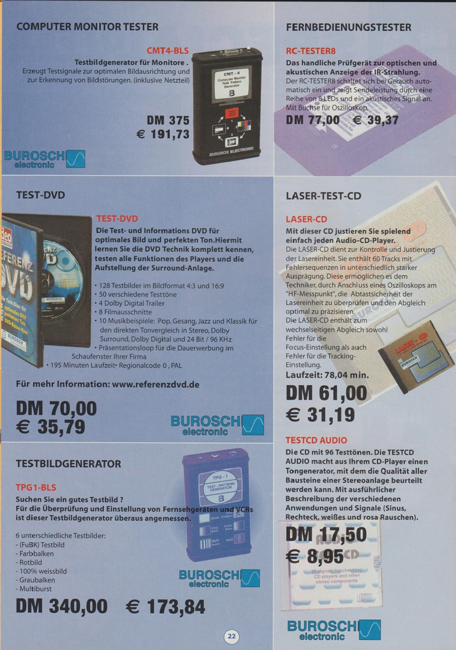Special offer Magazine (22) 10.2001
