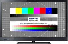 TV Testbild: AVEC 1994