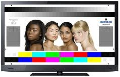 TV Testbild: Ladies 2011