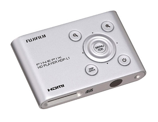 Fujifilm Finepix HD Player HDP L1