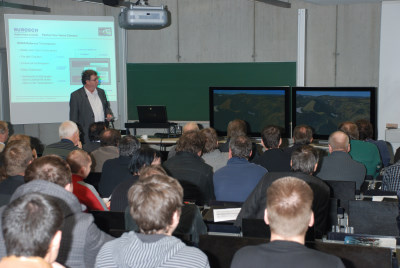 Bild: Home Cinema Workshop Dezember 2009