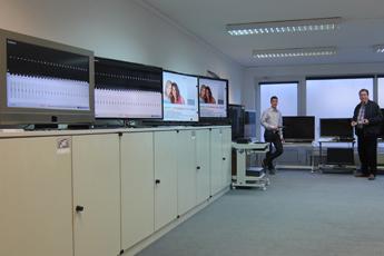 Burosch TV Testumgebung