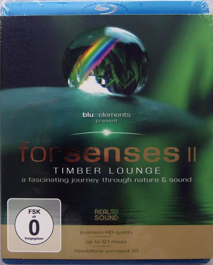 For Senses - Timber Lounge