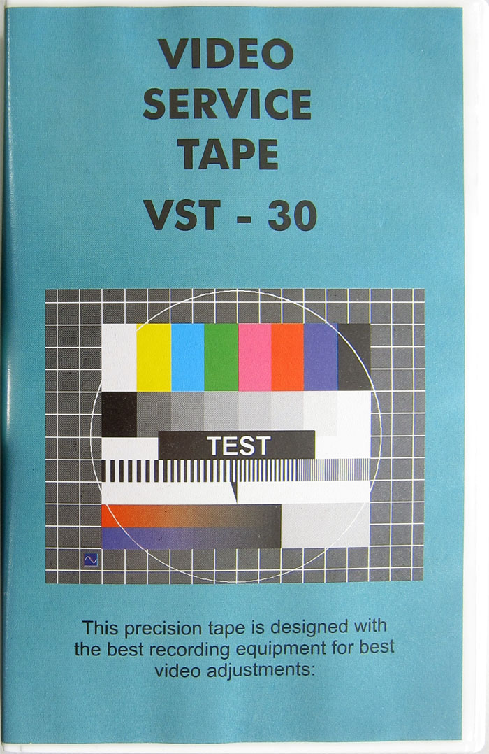 Burosch Video Service Tape
