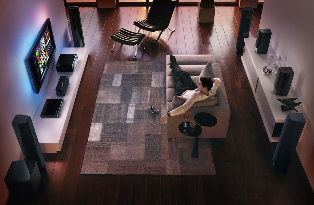 wie sie ihre ger te im wohnzimmer richtig aufstellen. Black Bedroom Furniture Sets. Home Design Ideas