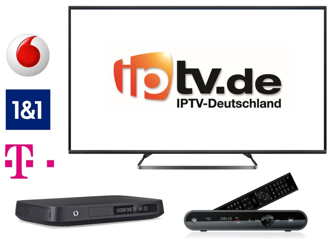 IPTV – das Fernsehen der Zukunft