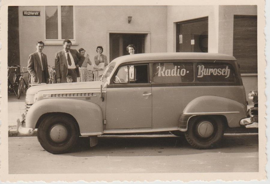 Burosch Fotoalbum Bild