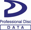 Professional Disc for Data Logo