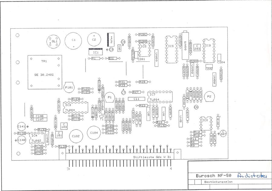 Audio Test NF-50