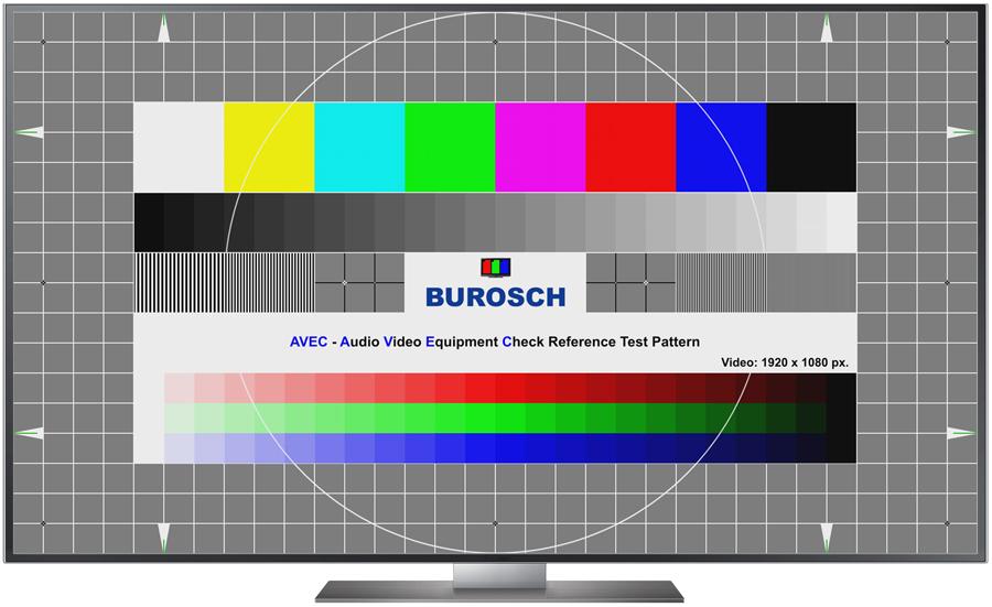 burosch testbild